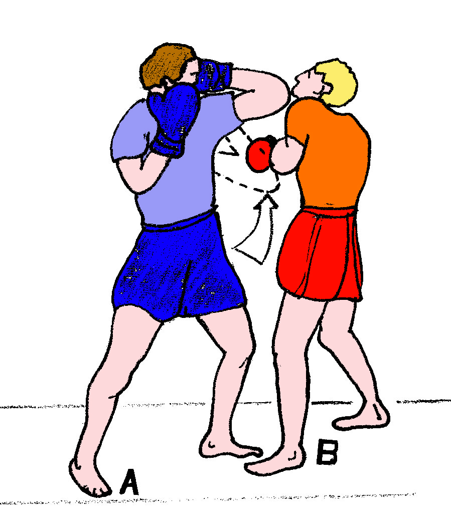 V Aula de Combate Corporal -//- Muay Thai - Página 3 Coude_remontant_color