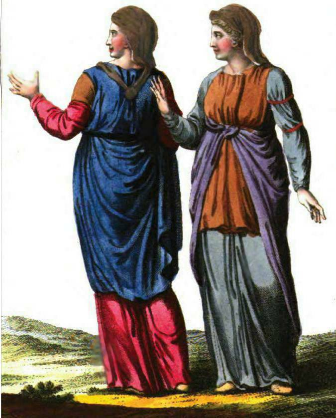 The gallery for --> Ancient Celtic Clothing For Women