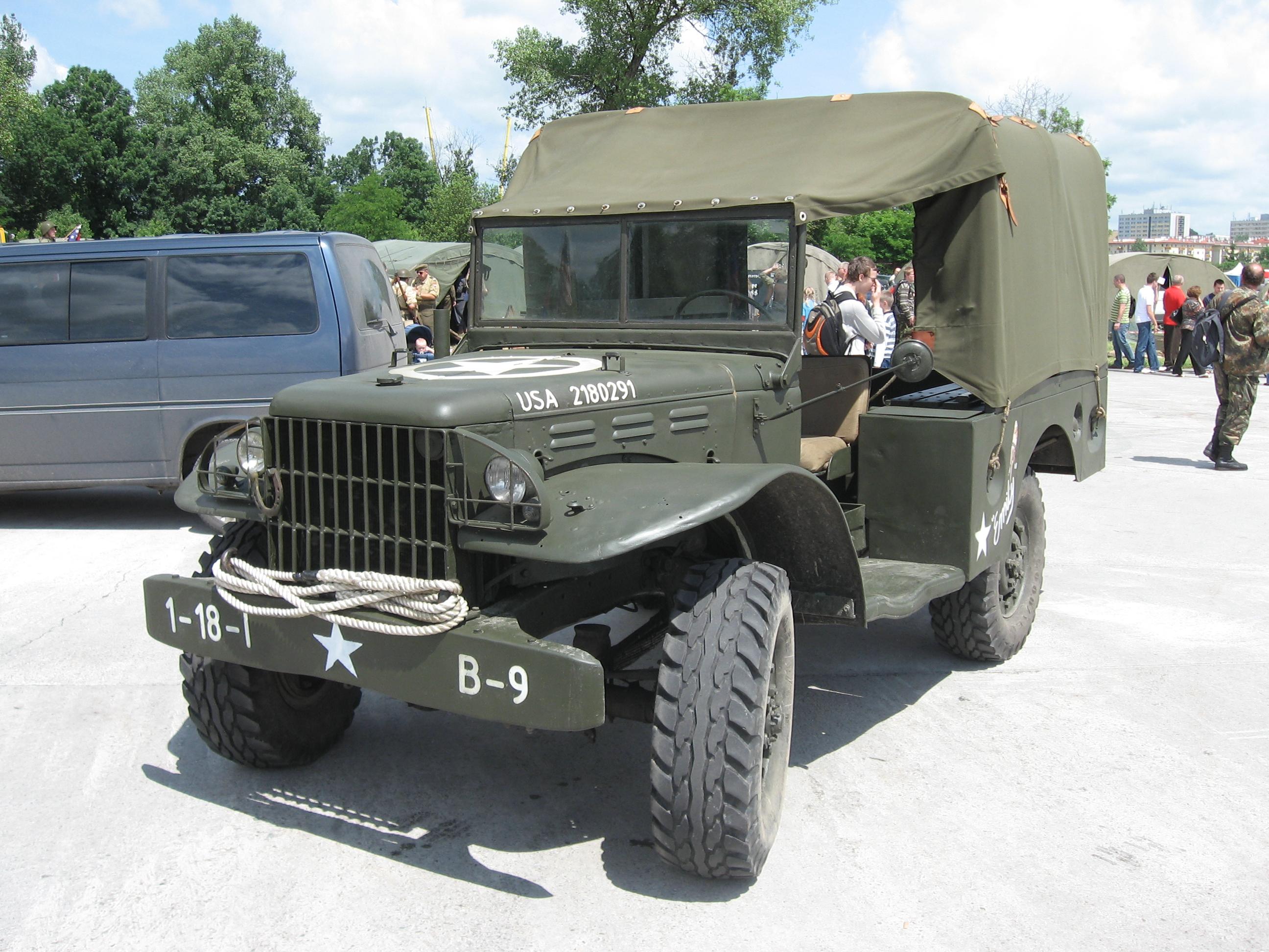 Cars During World War