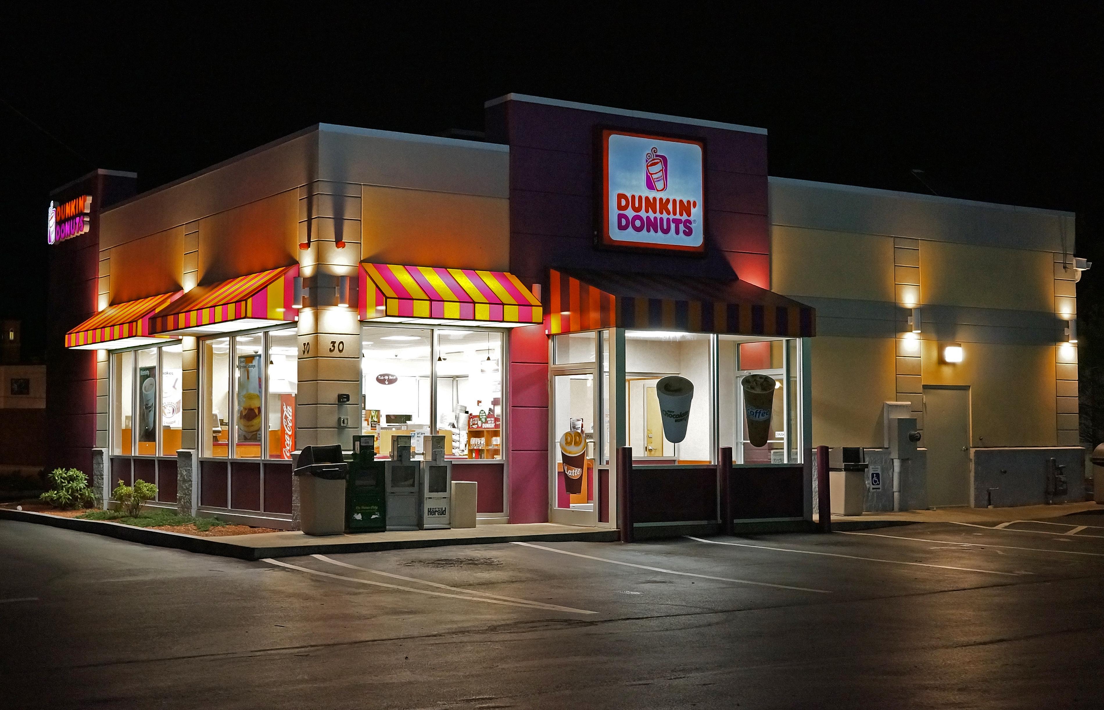 Dunkin Donuts Wikiwand - Dunkin donuts location map usa