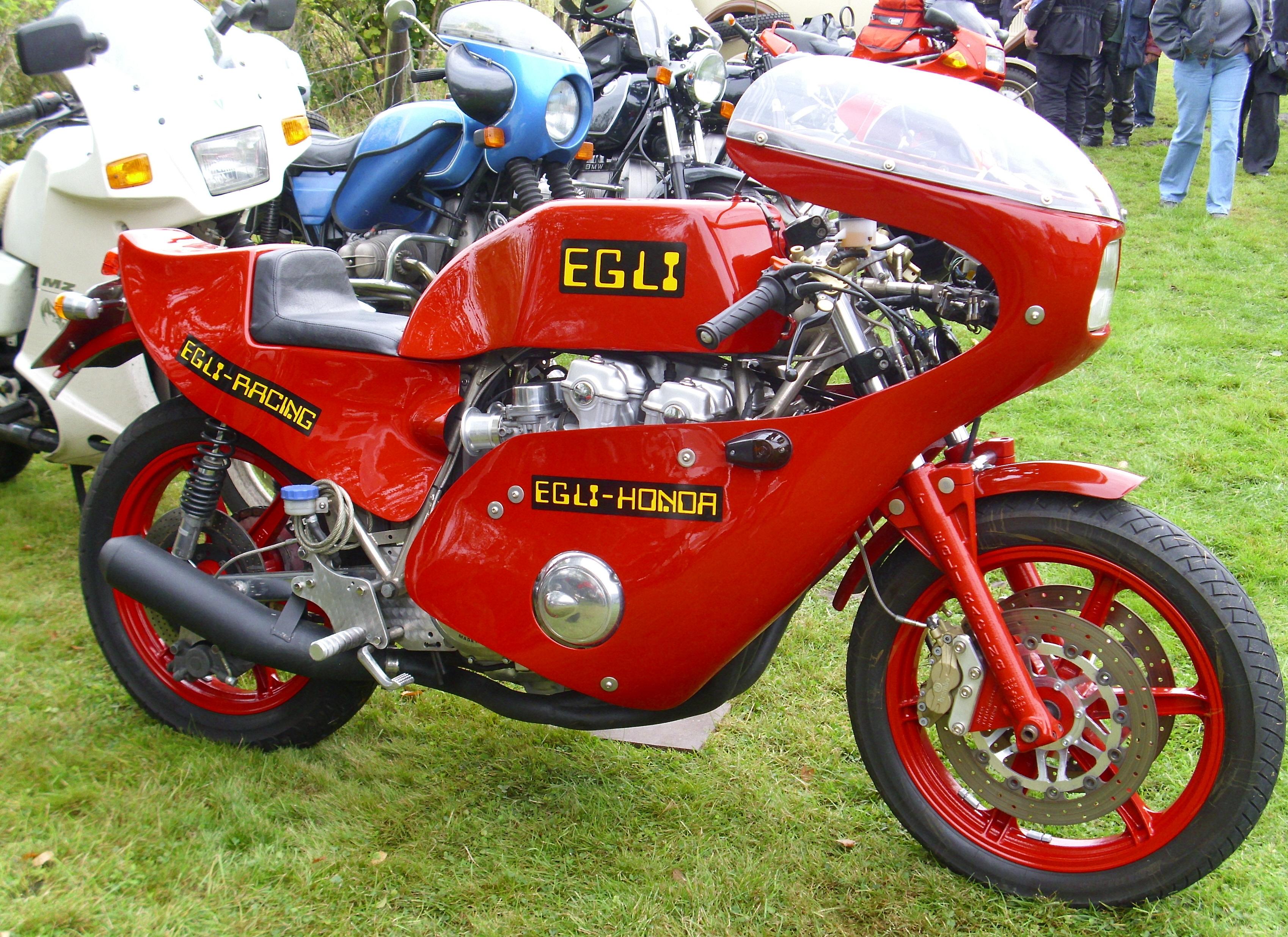 Honda Cb Kz Cafe Racer