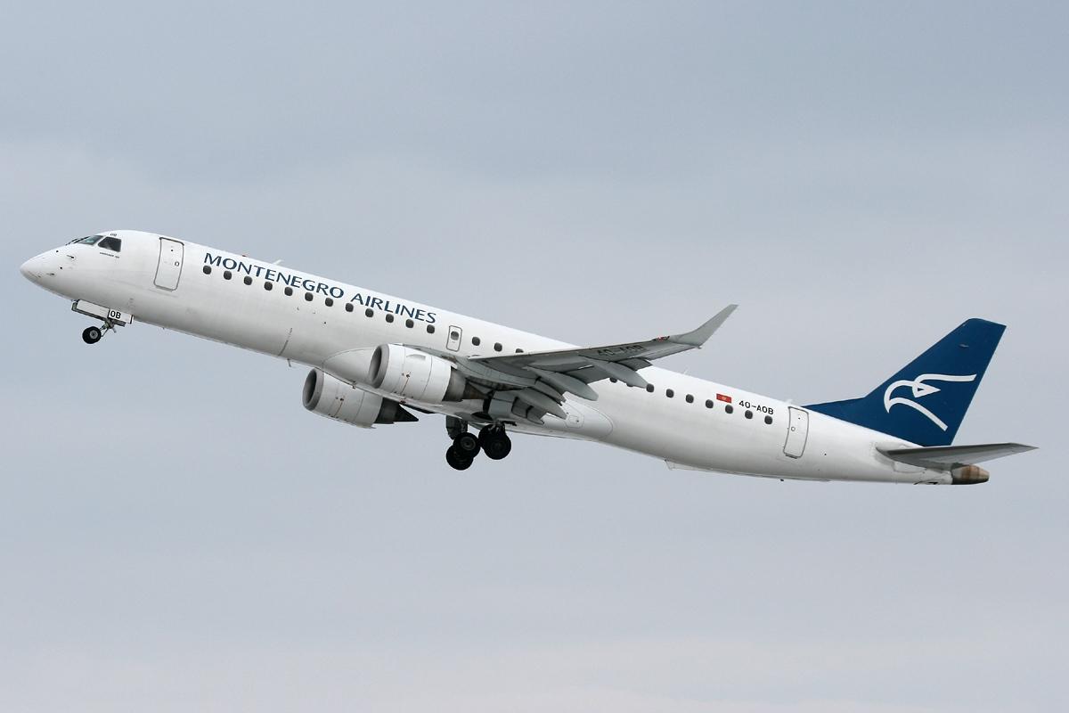 Montenegro Airlines - Wikipedia