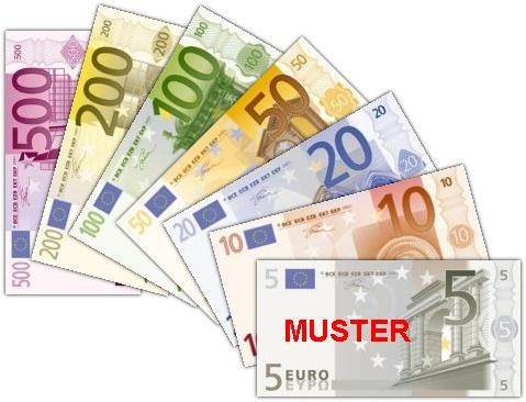 Ficheiro:Euro-Banknoten.jpg