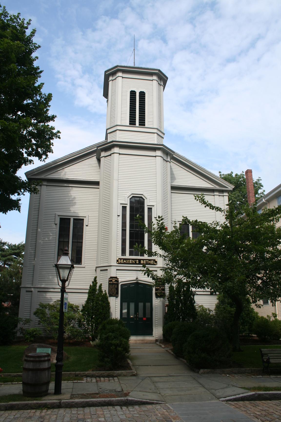 Seamen's Bethel - Wikipedia