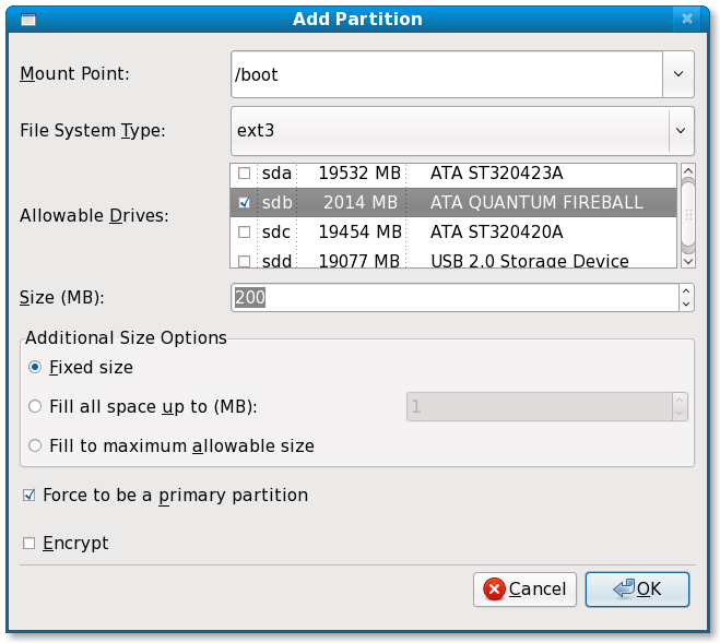 File Fedora 11 Installation On Raid 5 Array Screenshot08