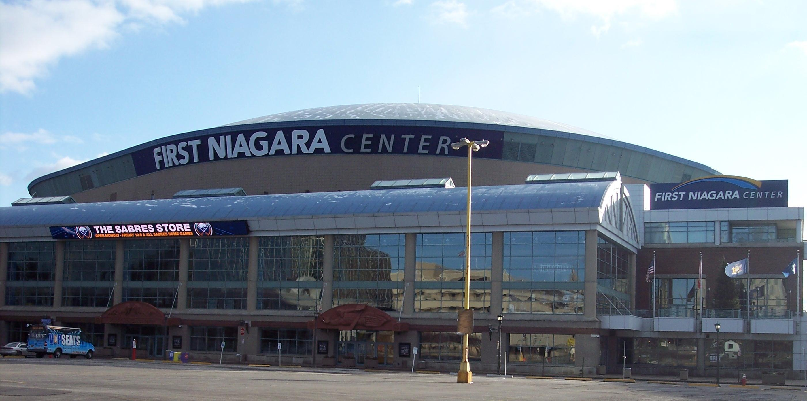 File First Niagara Center Front Jpg Wikipedia