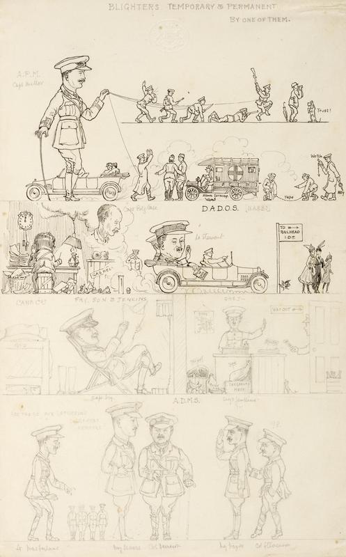 Permanent Sketch Book: File:First World War Sketchbook Volume 1