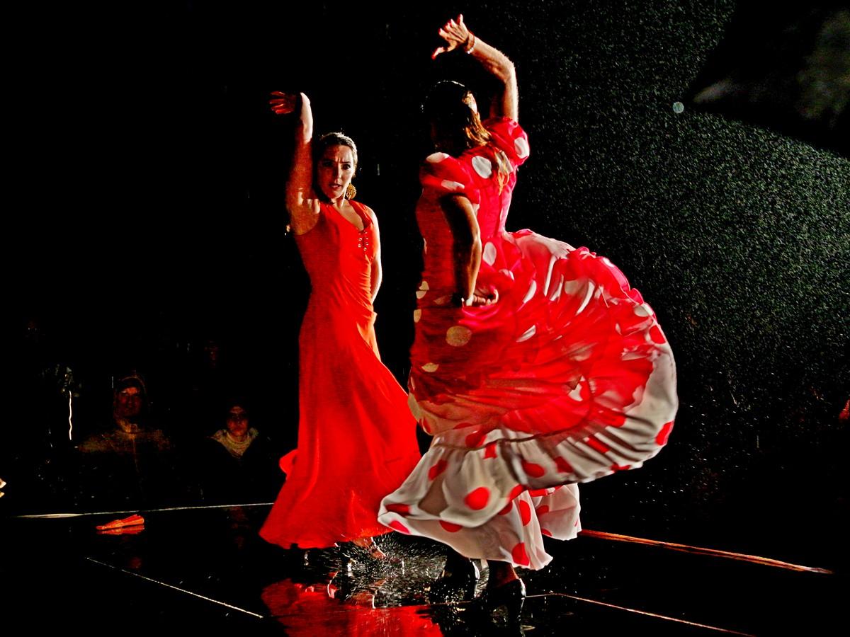 flamenco dancing=