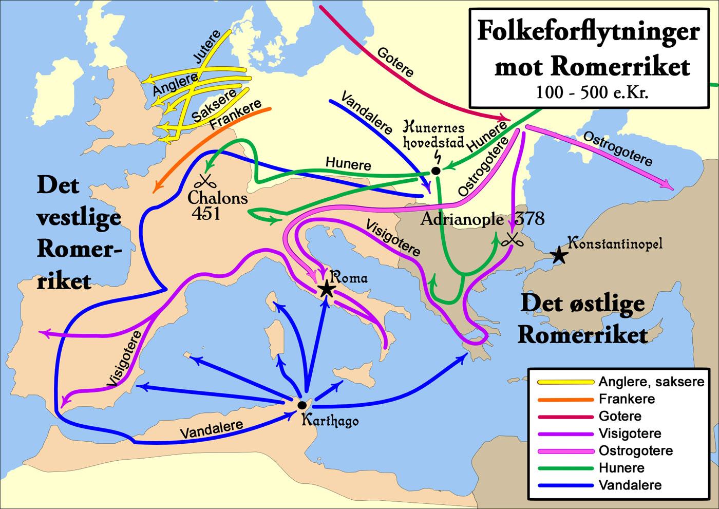 folkvandringstiden