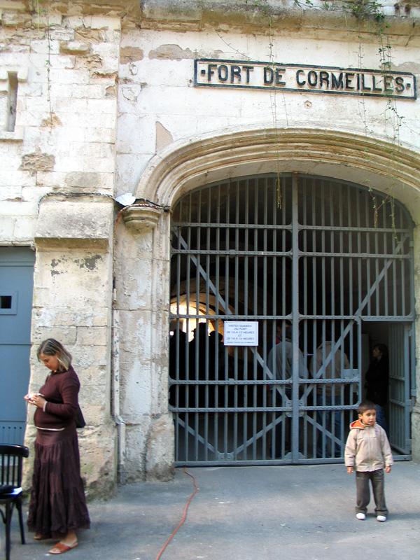 Fort de cormeilles en parisis wikipedia for Piscine de cormeilles en parisis