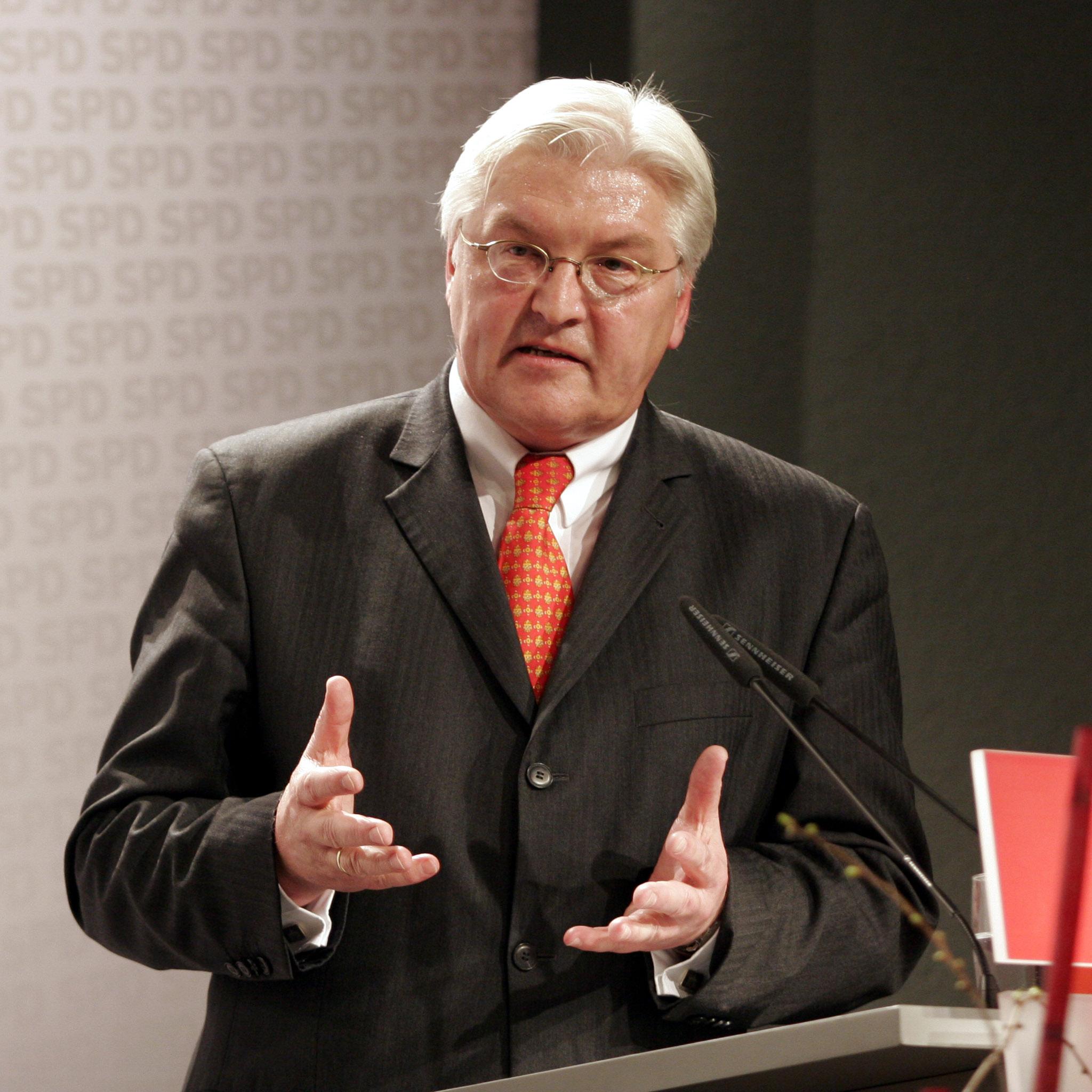 Datei Frank Walter Steinmeier 08 –