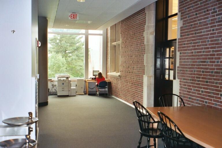 Frist Campus Center