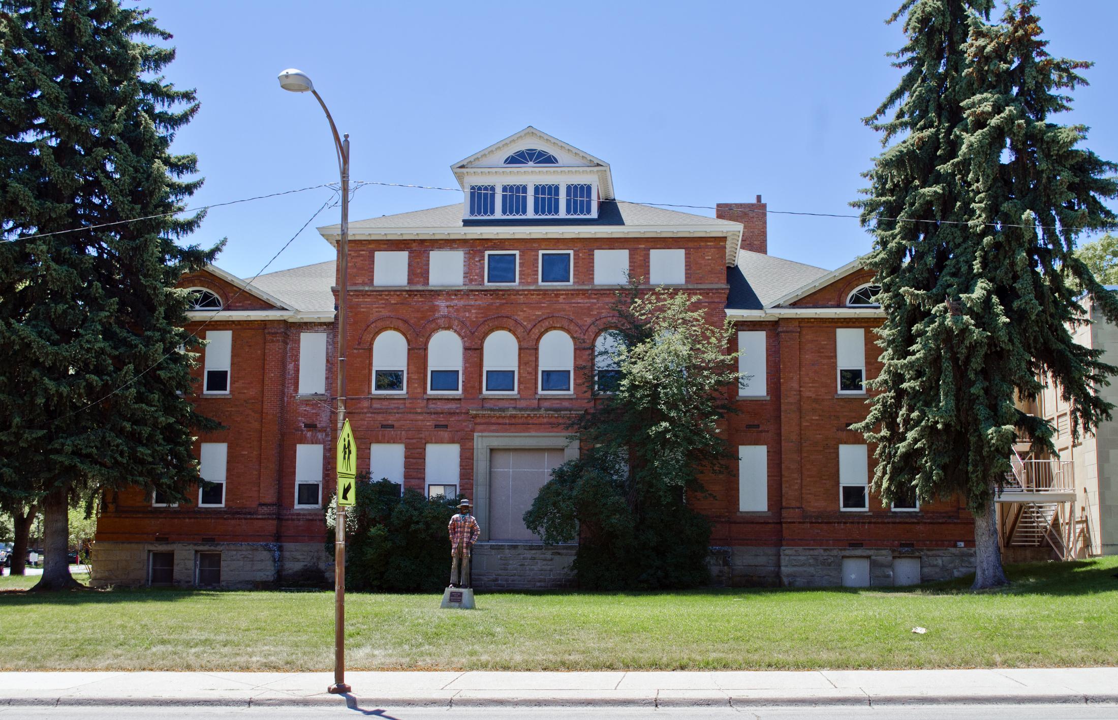Montana City High School