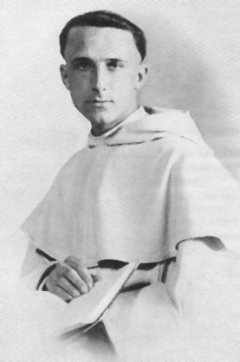 Garrigou-Lagrange as a young priest