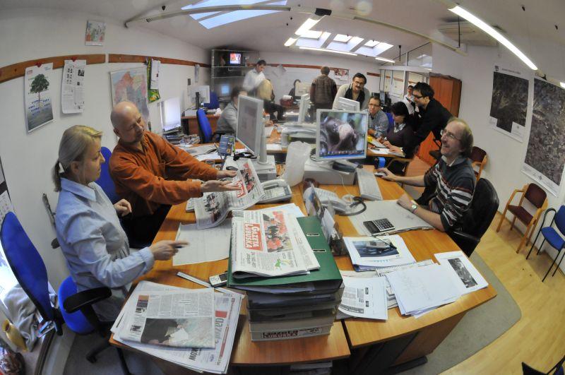 Polski: Newsroom Gazety Lubuskiej