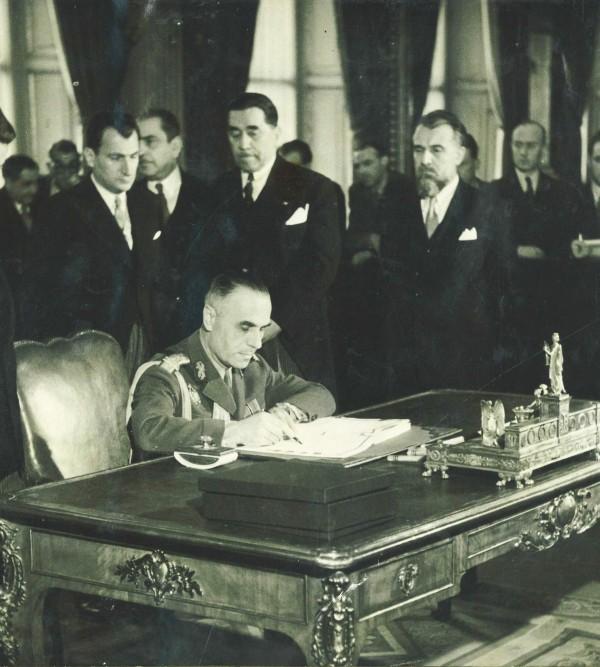 Treaty of paris ww2