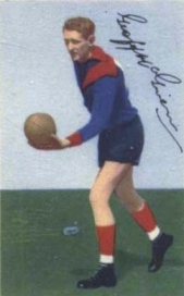 Geoff McGivern (footballer) Australian rules footballer