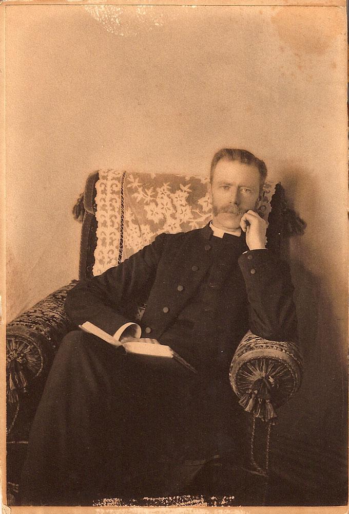George Lloyd Bishop Of Saskatchewan Wikipedia