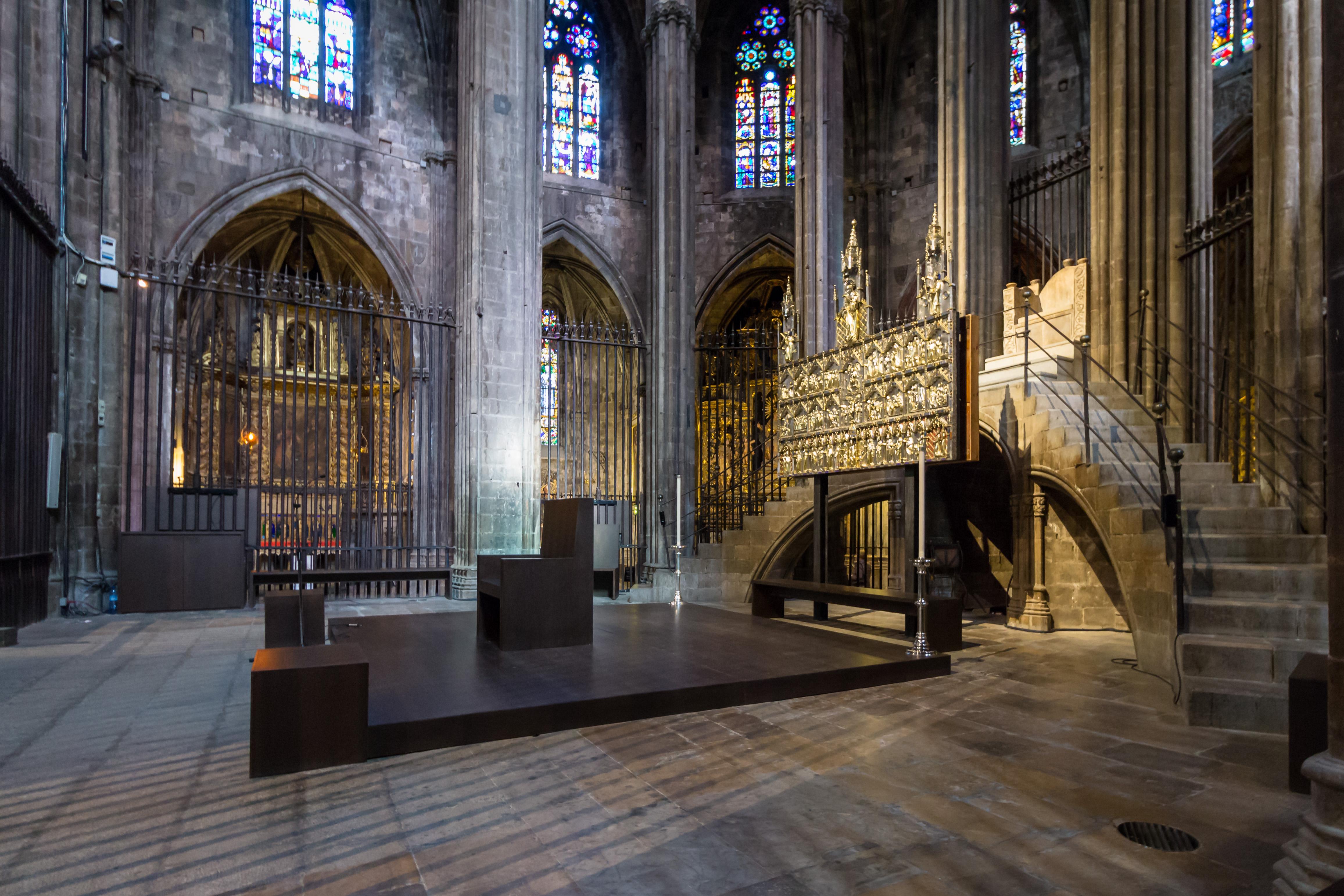 File Girona Catedral De Girona 18 2016 11 15 Jpg Wikimedia Commons