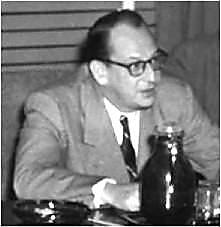 Gordon Dean, who chaired the AEC from 1950 to 1953