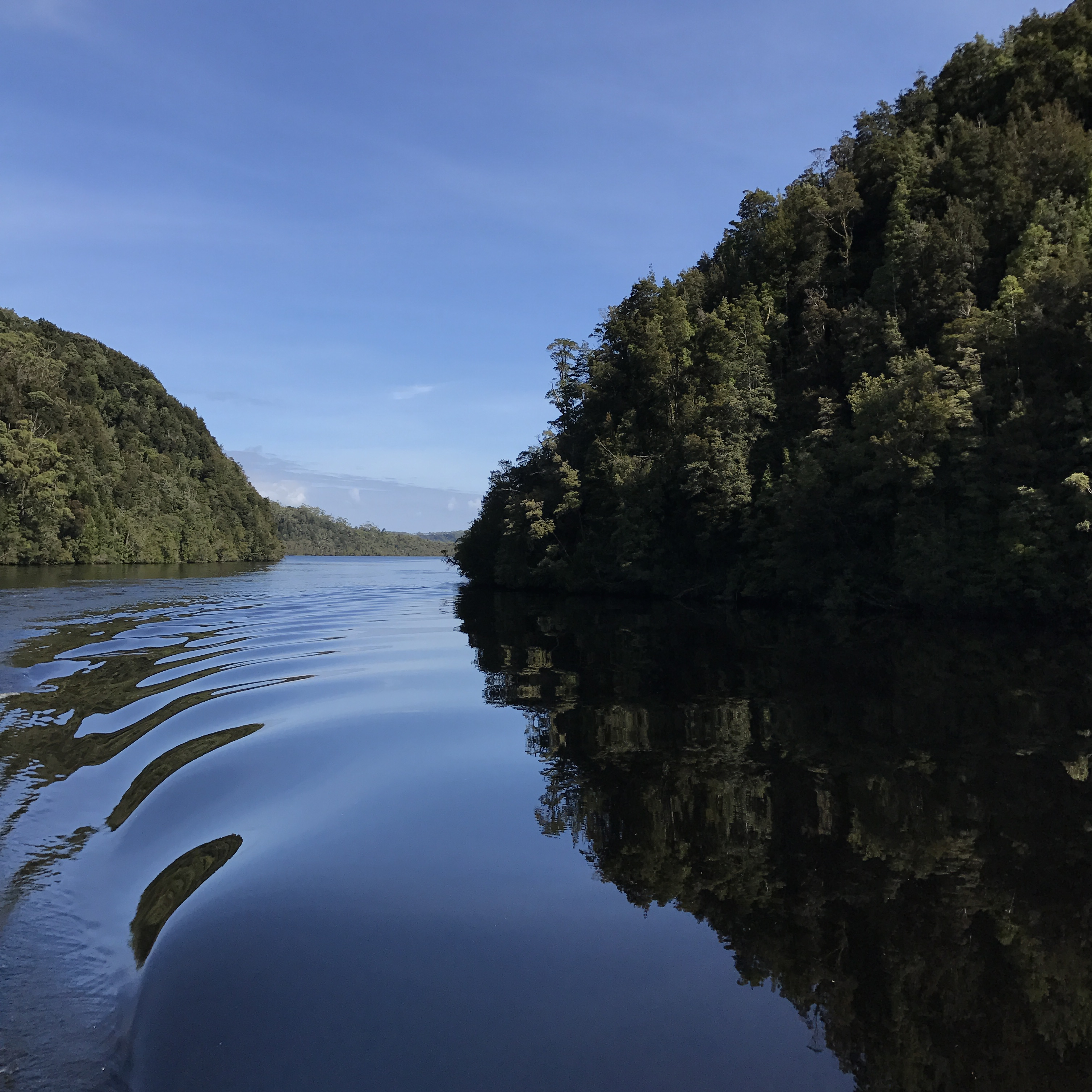 Franklin and Gordon river - Outdoor adventures in Australia