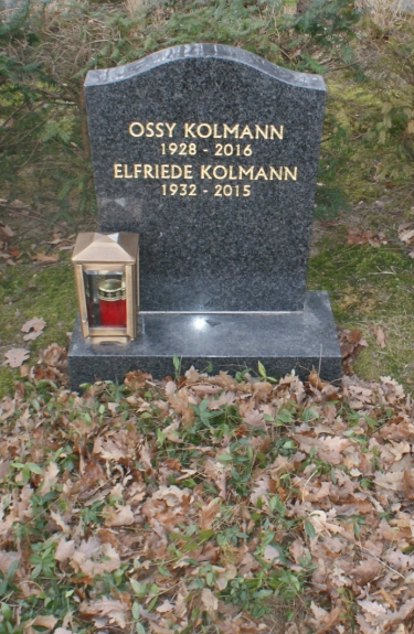 Ossy Kolmann