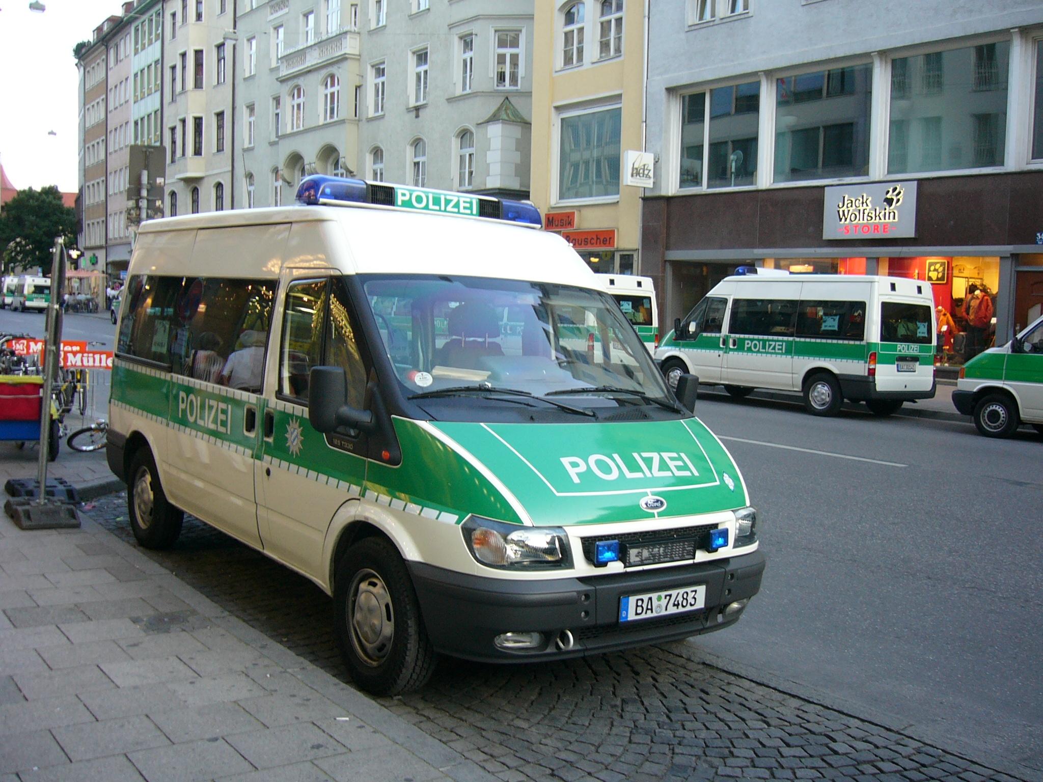 Polizeiausbildung in Bayern – Wikipedia