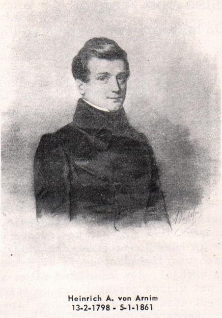Heinrich alexander von arnim wikidata for Alexander heinrich