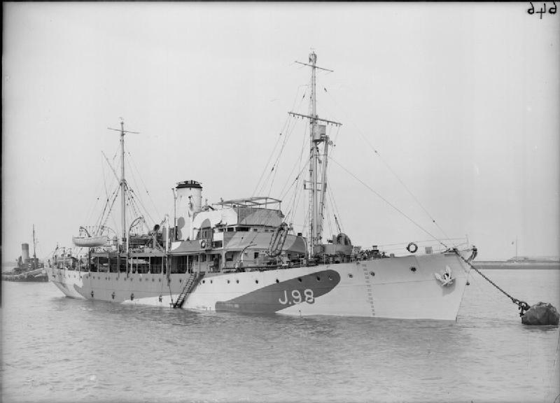HMS Challenger FL7843