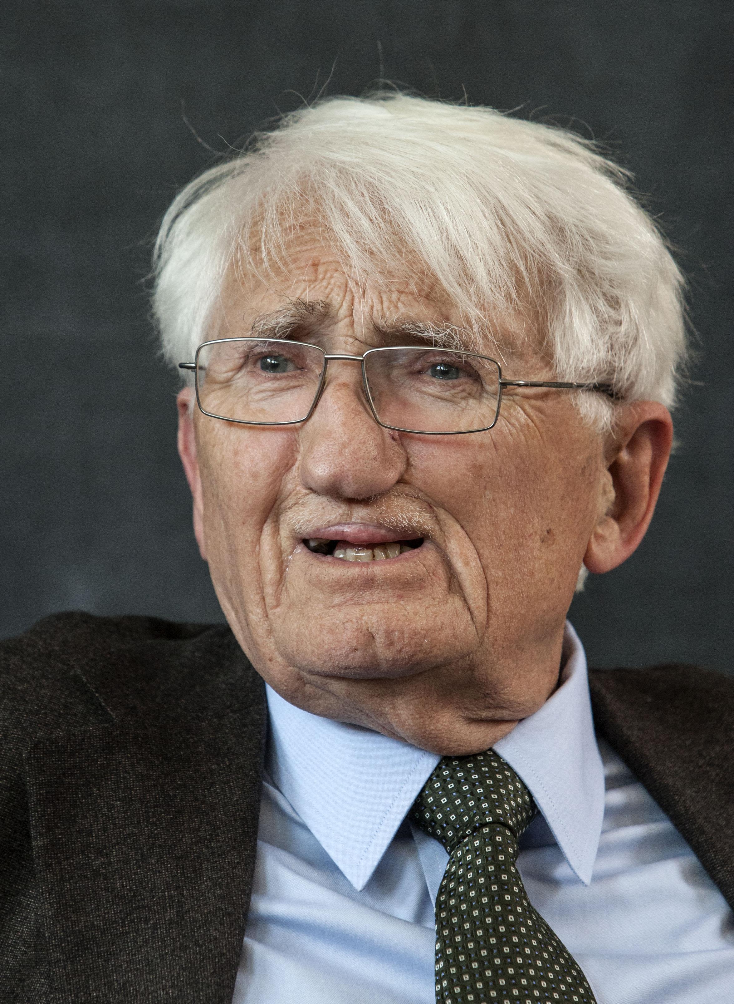 Veja o que saiu no Migalhas sobre Jürgen Habermas