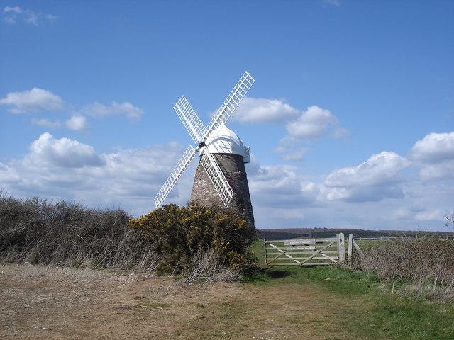 Halnaker Windmill - geograph.org.uk - 1188158