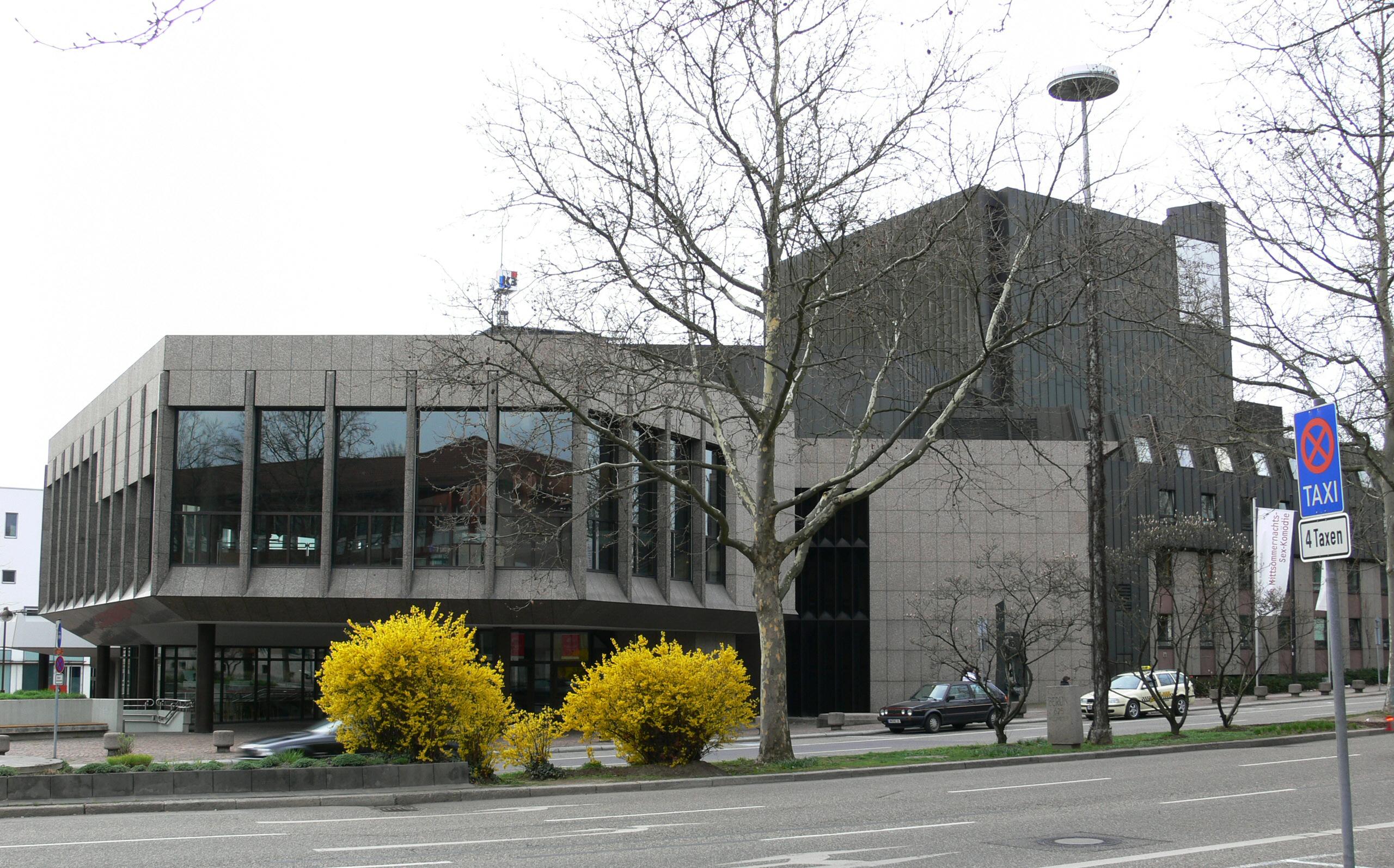 Schreiner Heilbronn stadttheater heilbronn