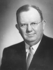 Homer E. Capehart American politician