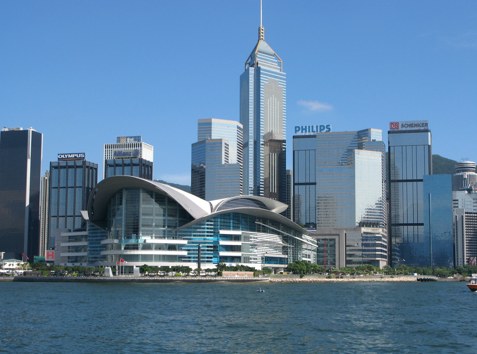 D Exhibition Hong Kong : 香港會議展覽中心 維基百科,自由的百科全書