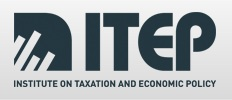 Institute on Taxation and Economic Policy Washington non-profit non-partisan tax think tank