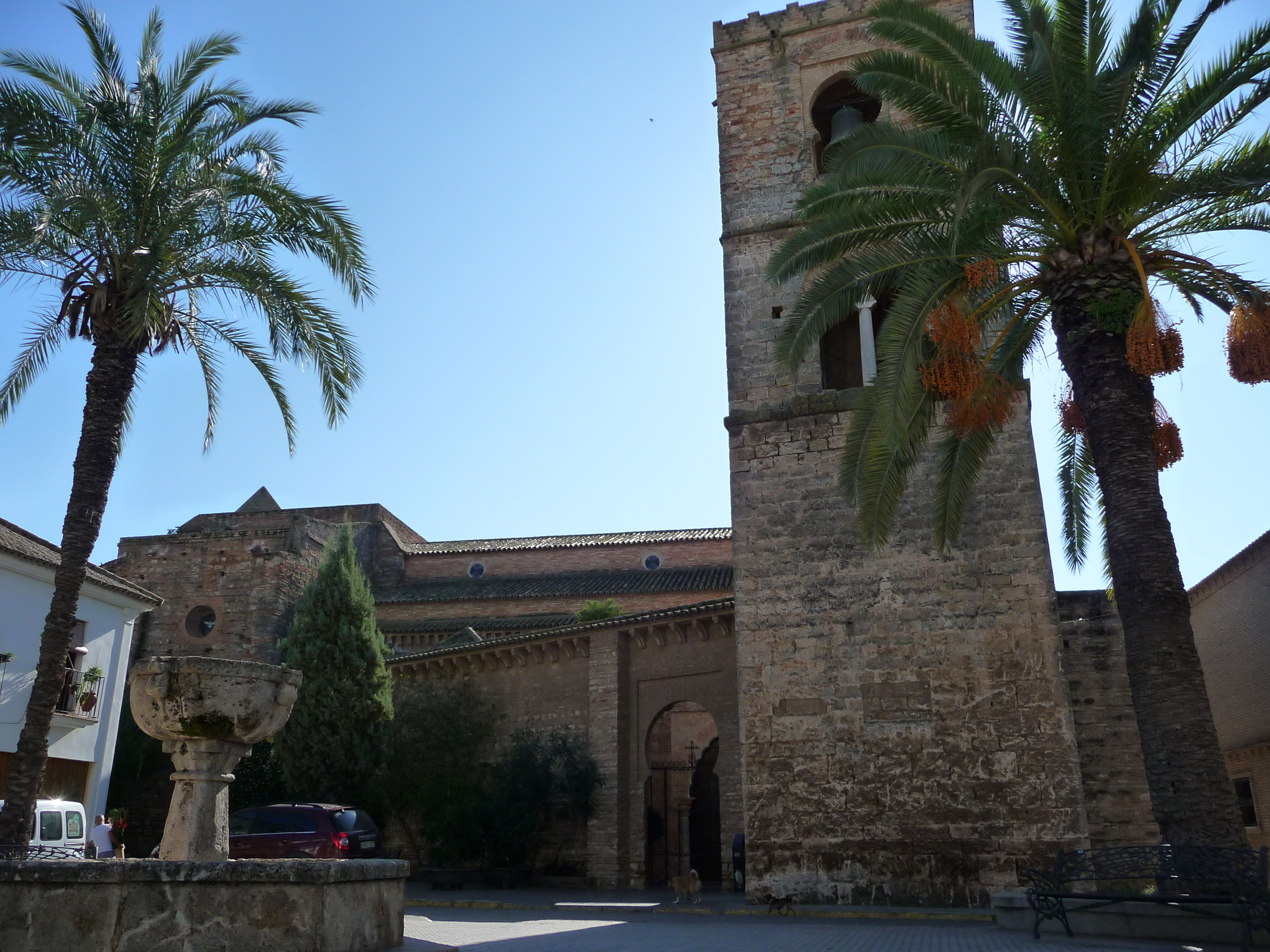Iglesia de Santa María de la Granada (Niebla) - Wikipedia, la ...