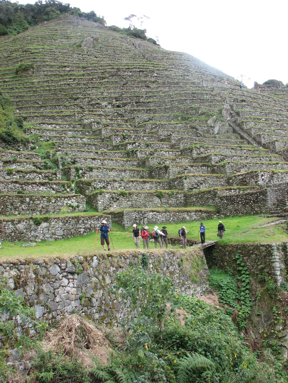 Classic Inca Trail to Machupicchu - 4 days / 3 nights Inca trail photo gallery