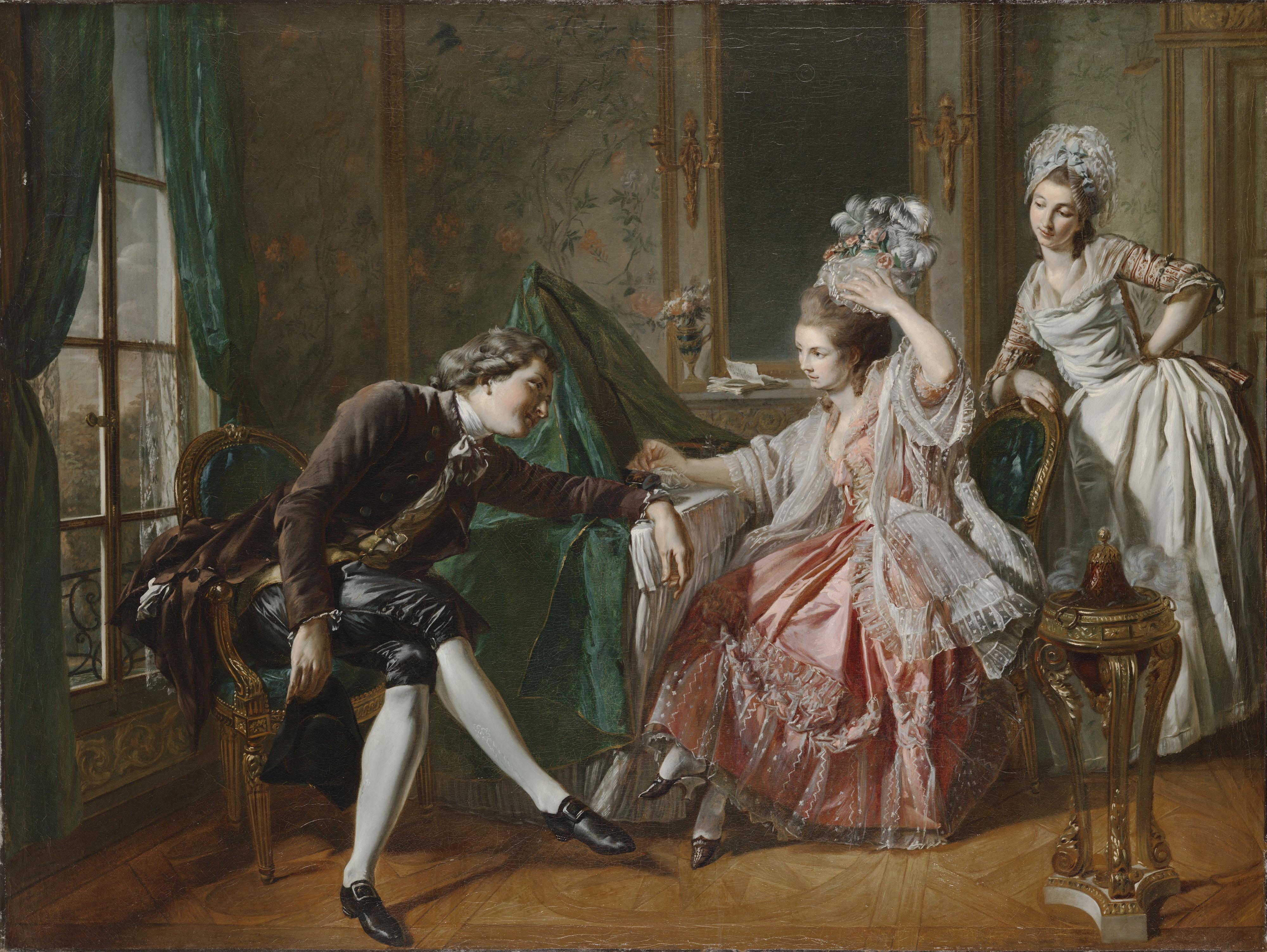 Секс у дворян