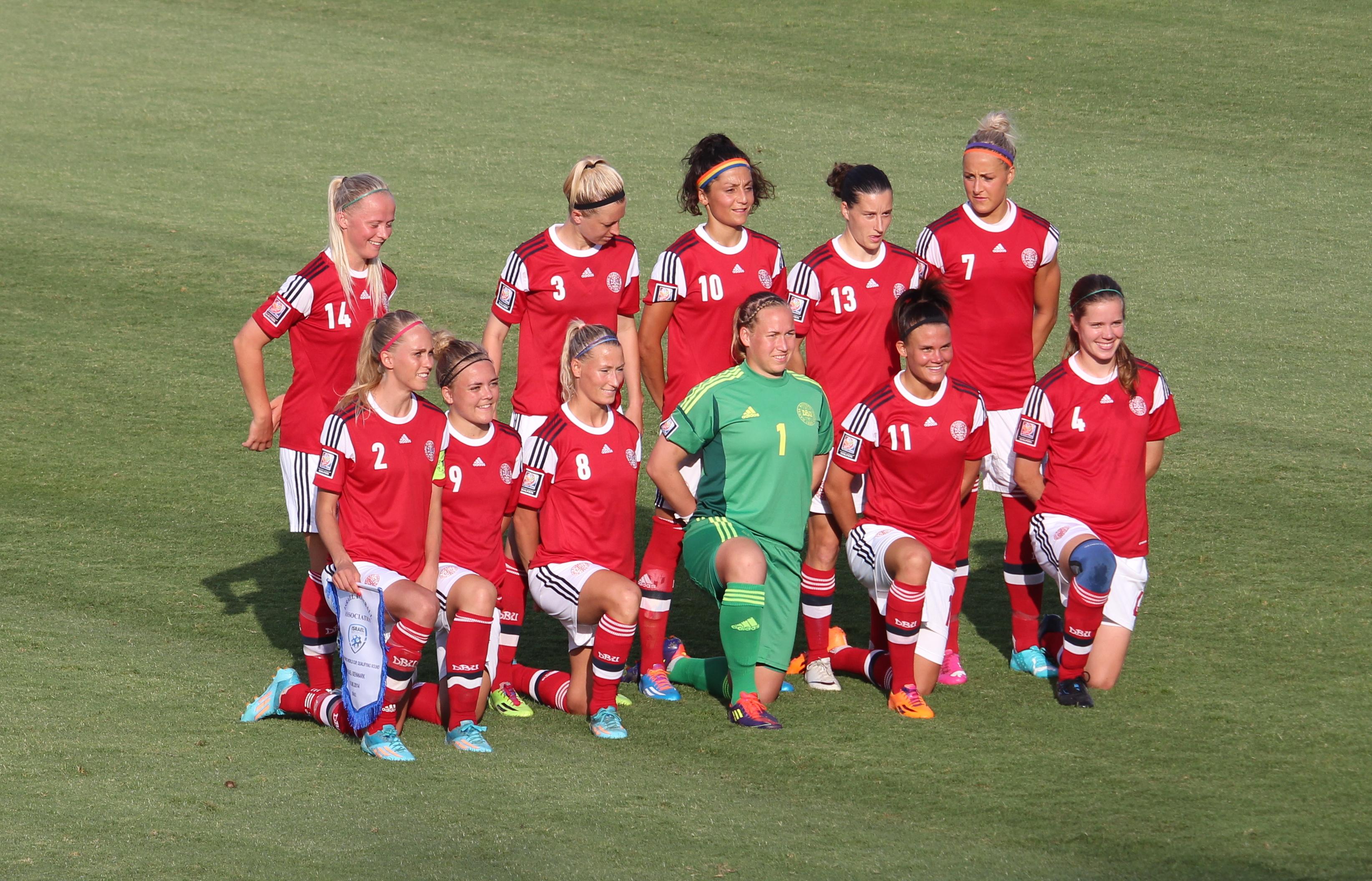 kvindernes fodboldlandshold