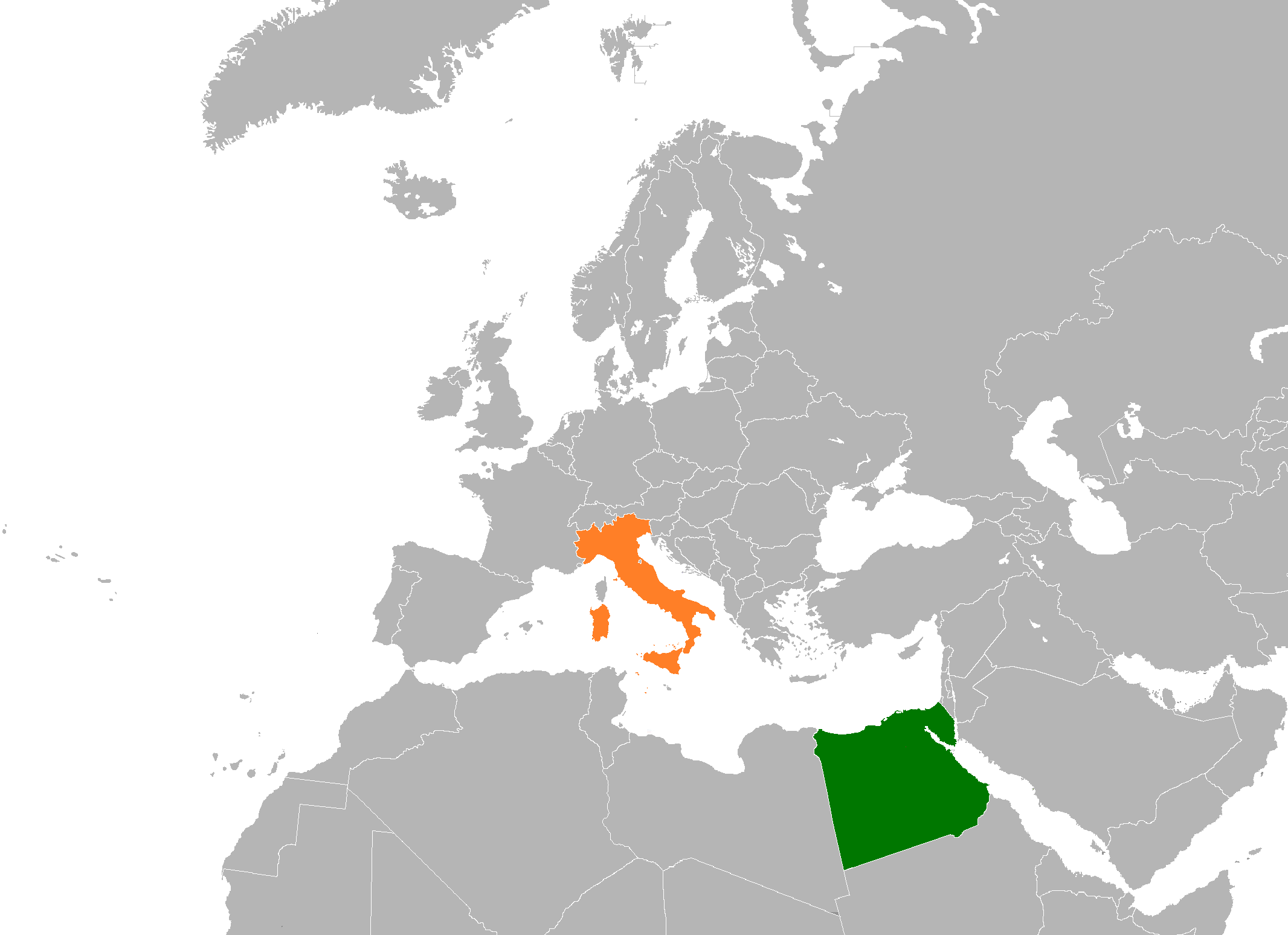 Cartina Egitto In Italiano.File Italy Egypt Locator Png Wikimedia Commons