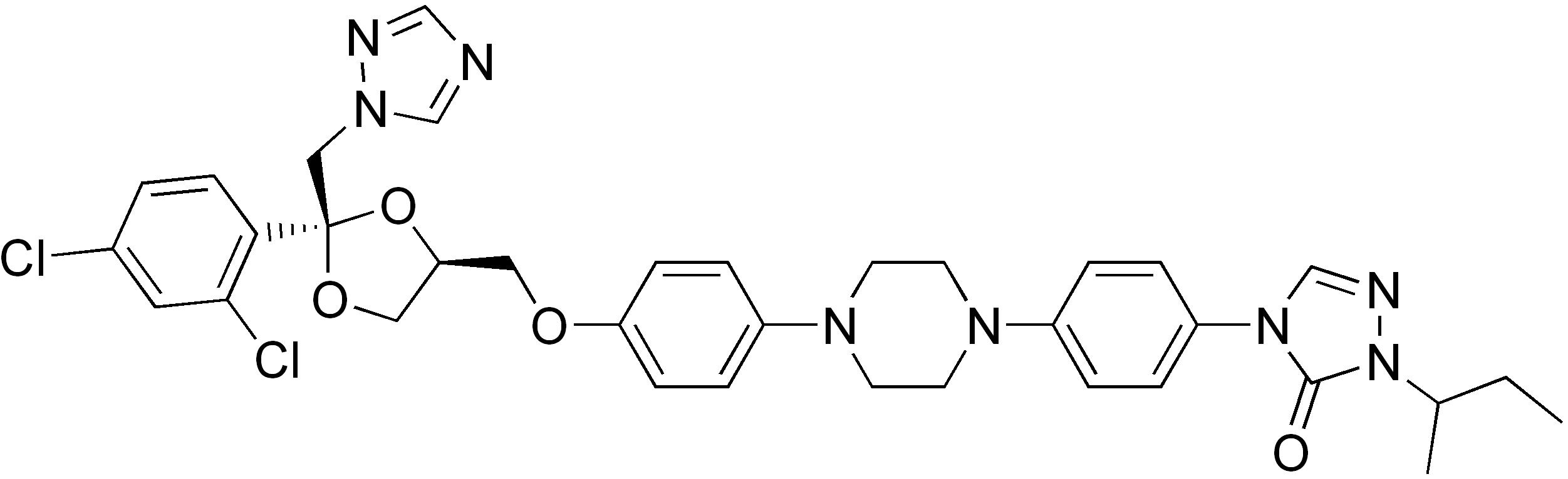 Itraconazole Sporanox