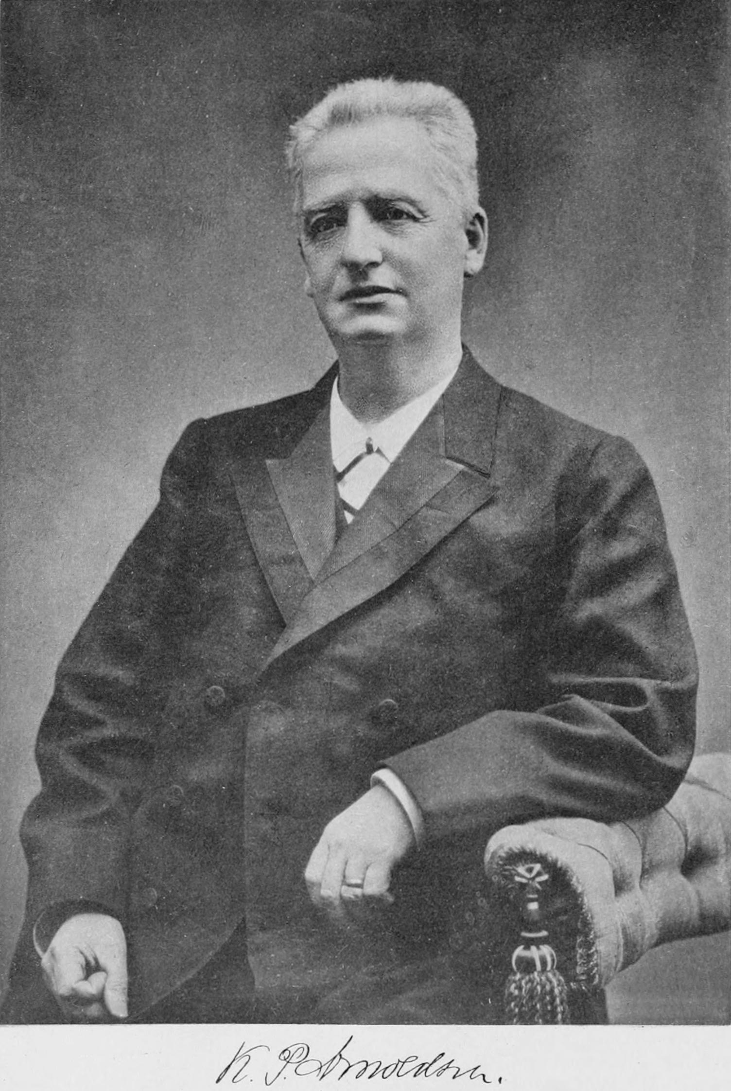 ポントゥス・アルノルドソン - Wikipedia