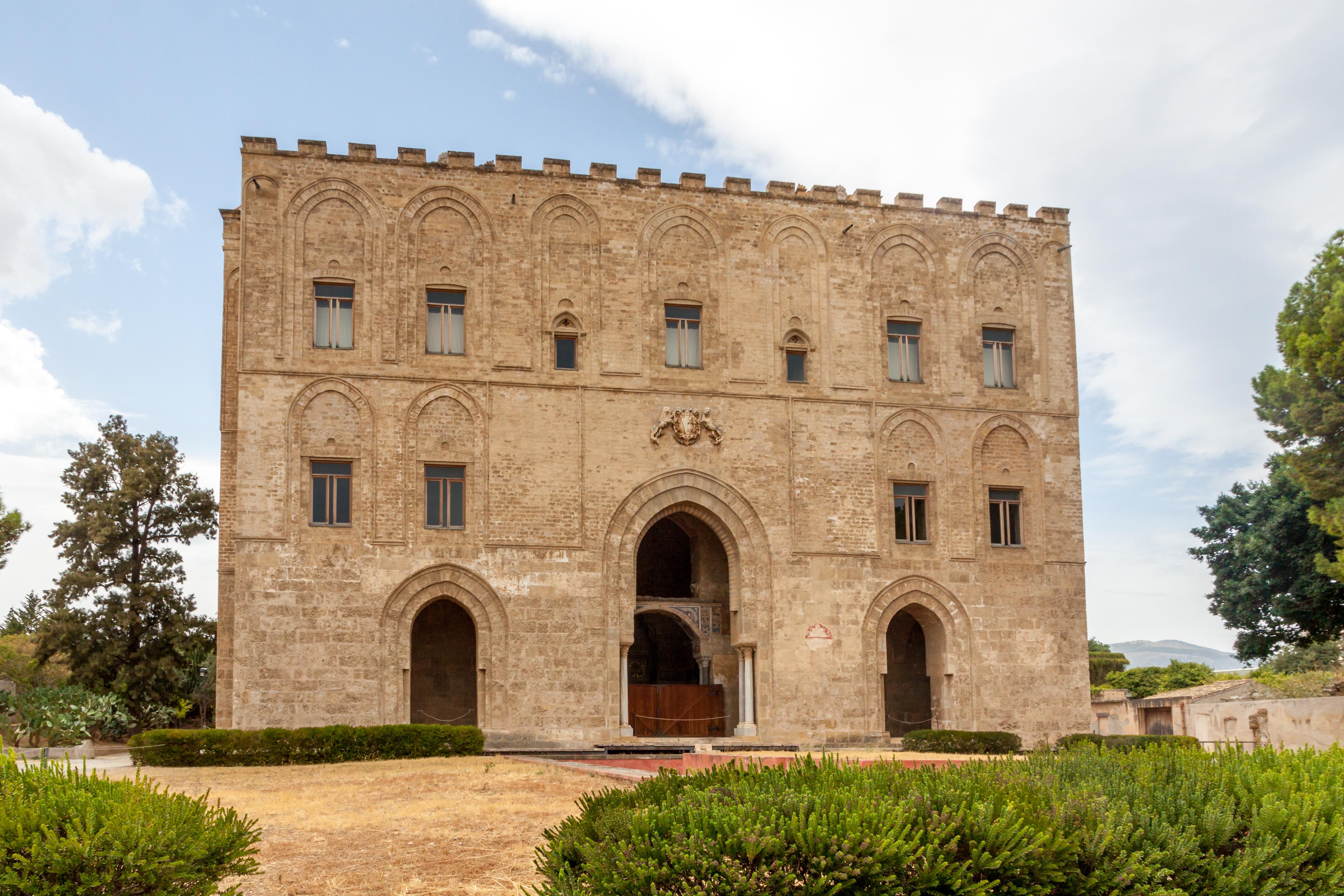 Parcheggi La Zisa Palermo