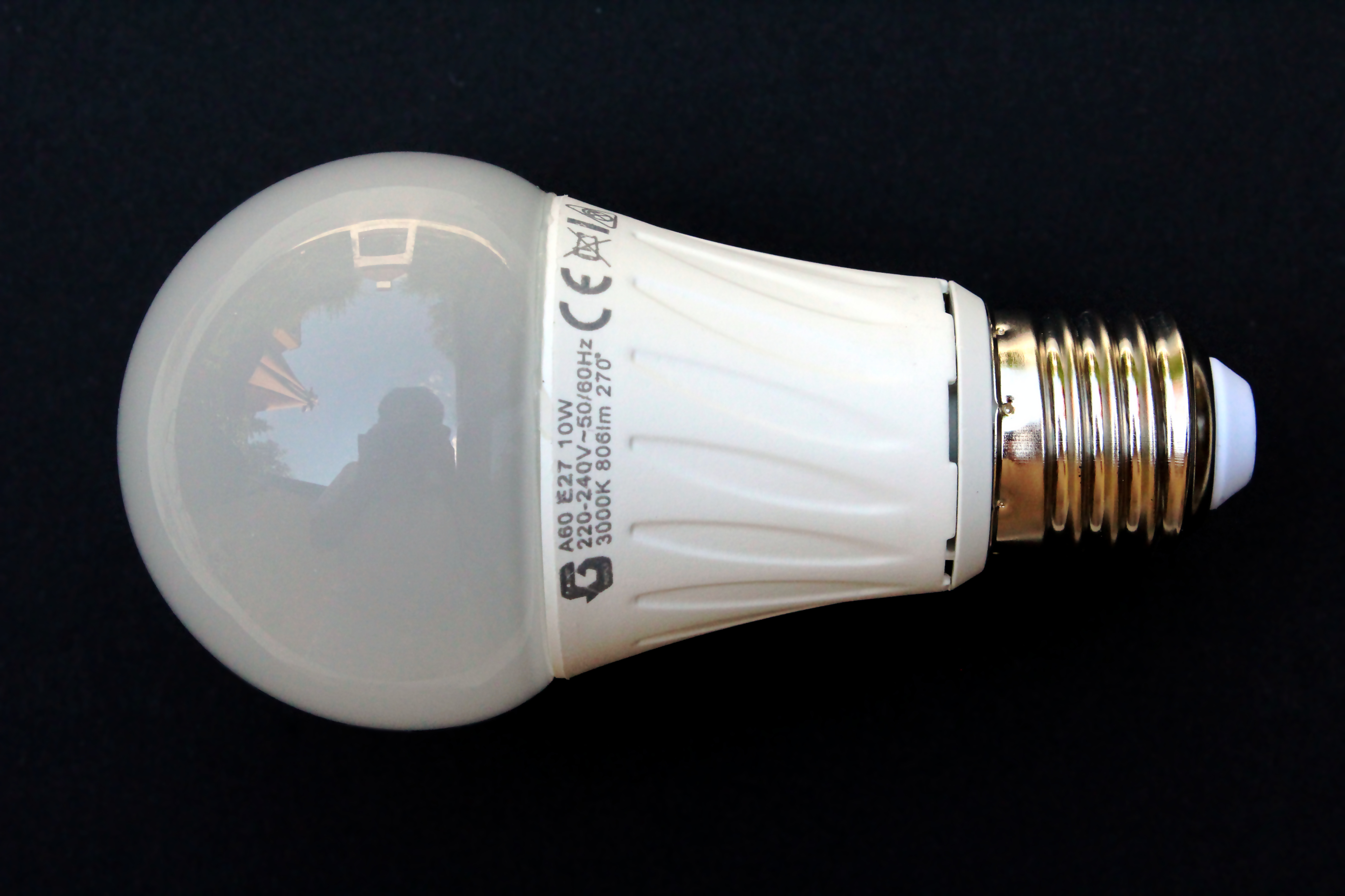 Metal Halide Lampen : Led lamp wikipedia