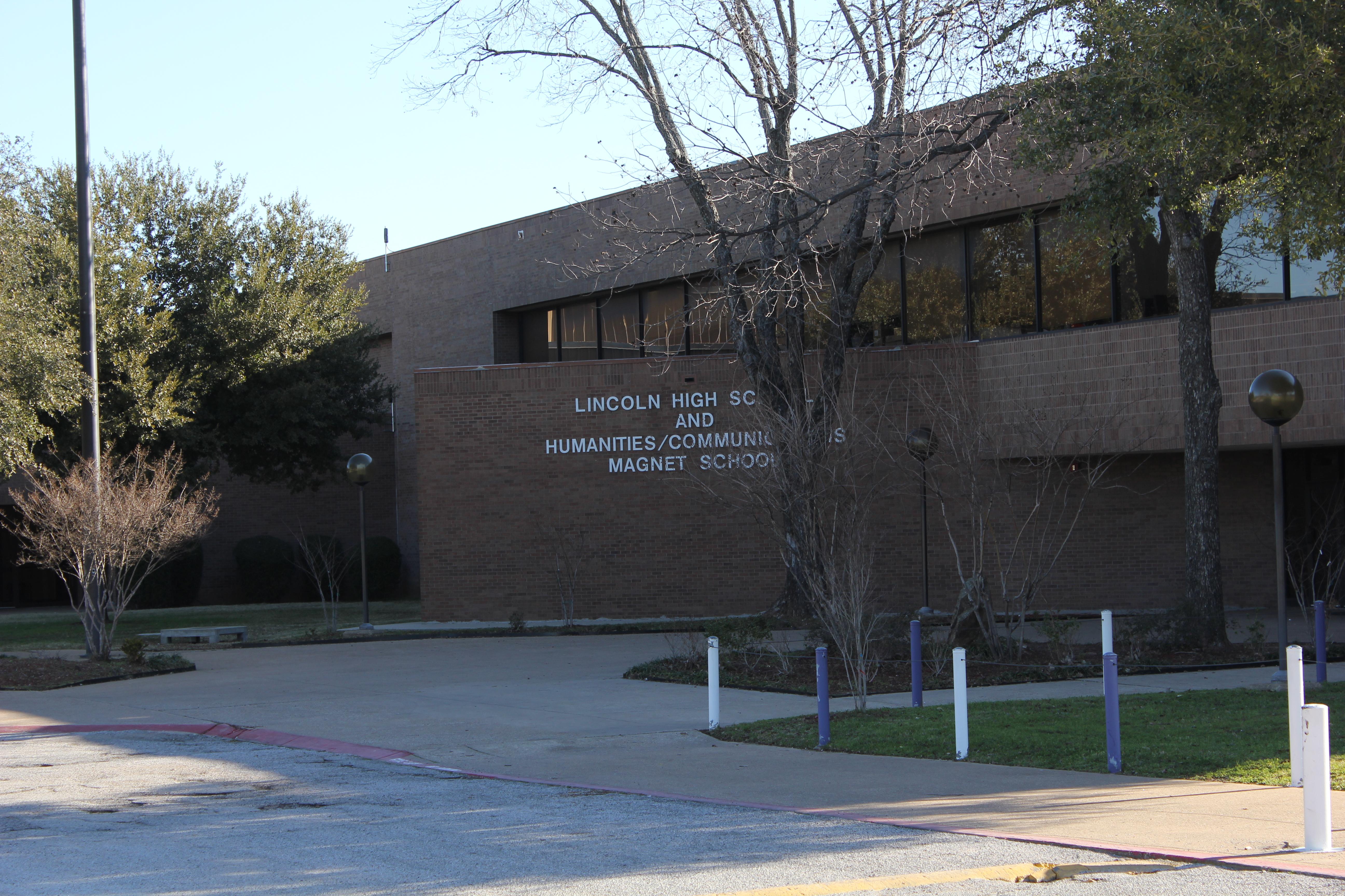 Lincoln High School Dallas TX
