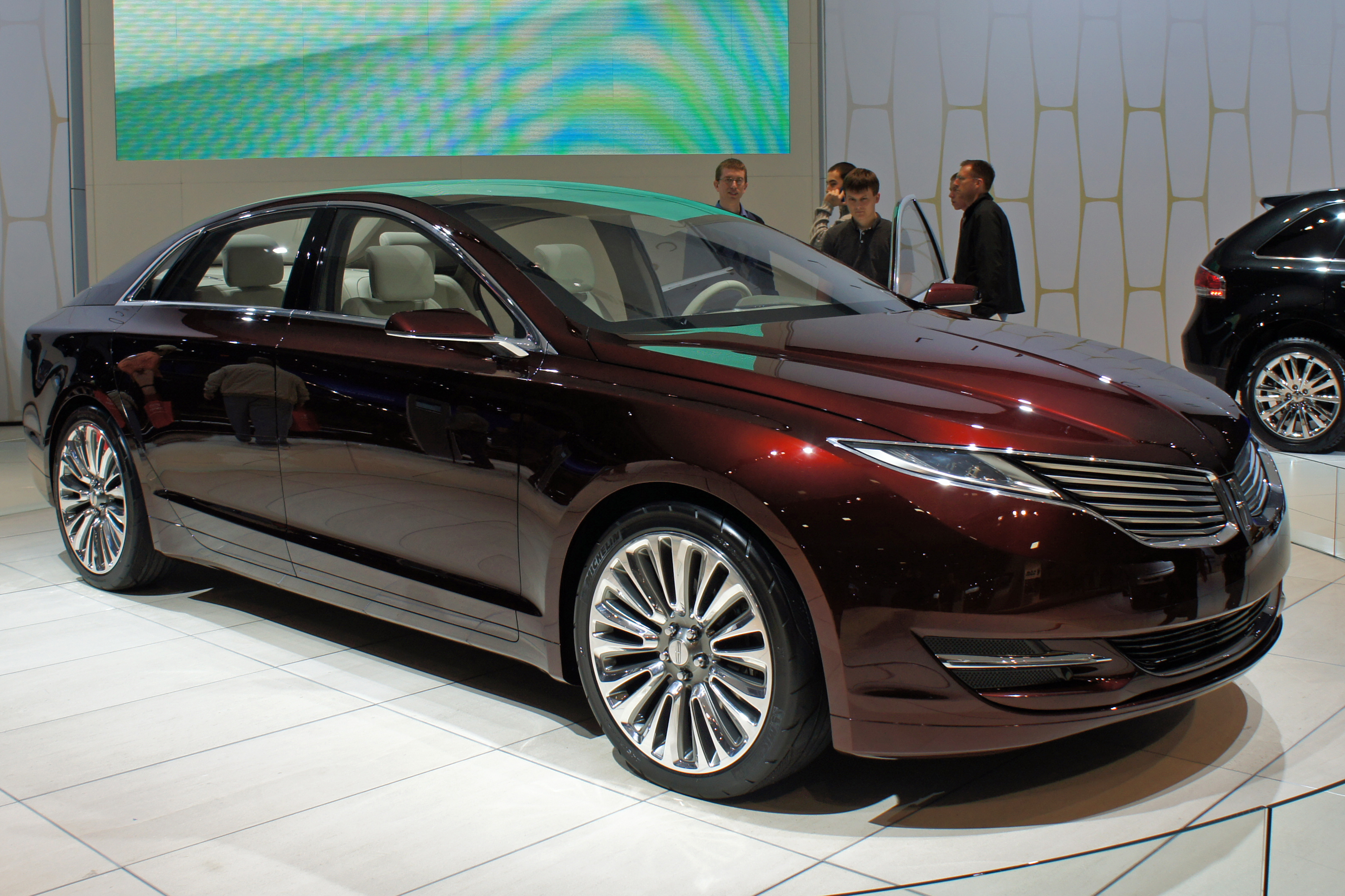 file lincoln mkz concept was 2012 0511 jpg wikimedia commons. Black Bedroom Furniture Sets. Home Design Ideas