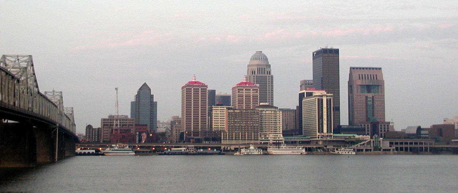 Louisville Ky How Far From Union City Tenn