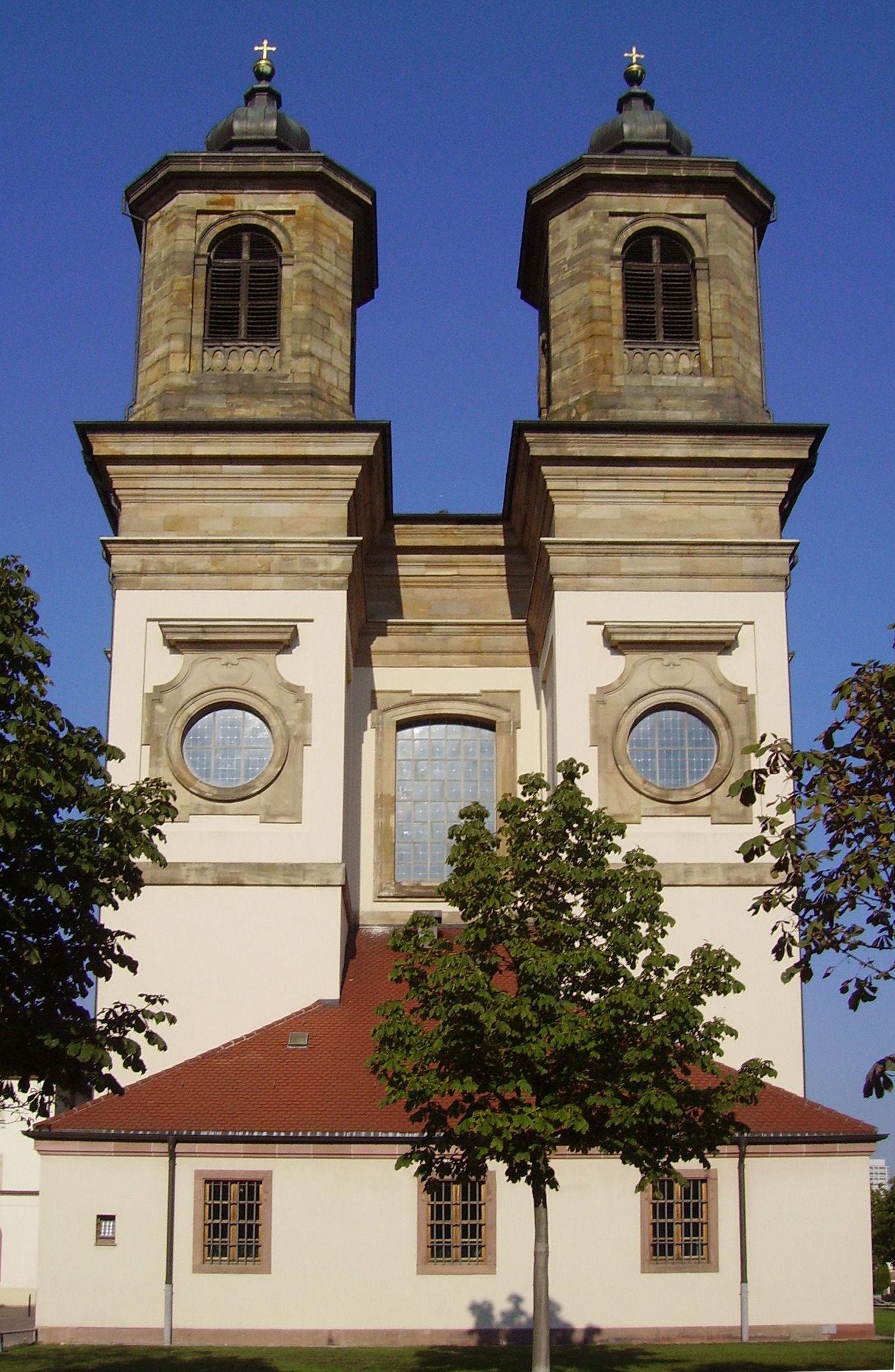 Ludwigshafen mundenheim kirche katholische Startseite