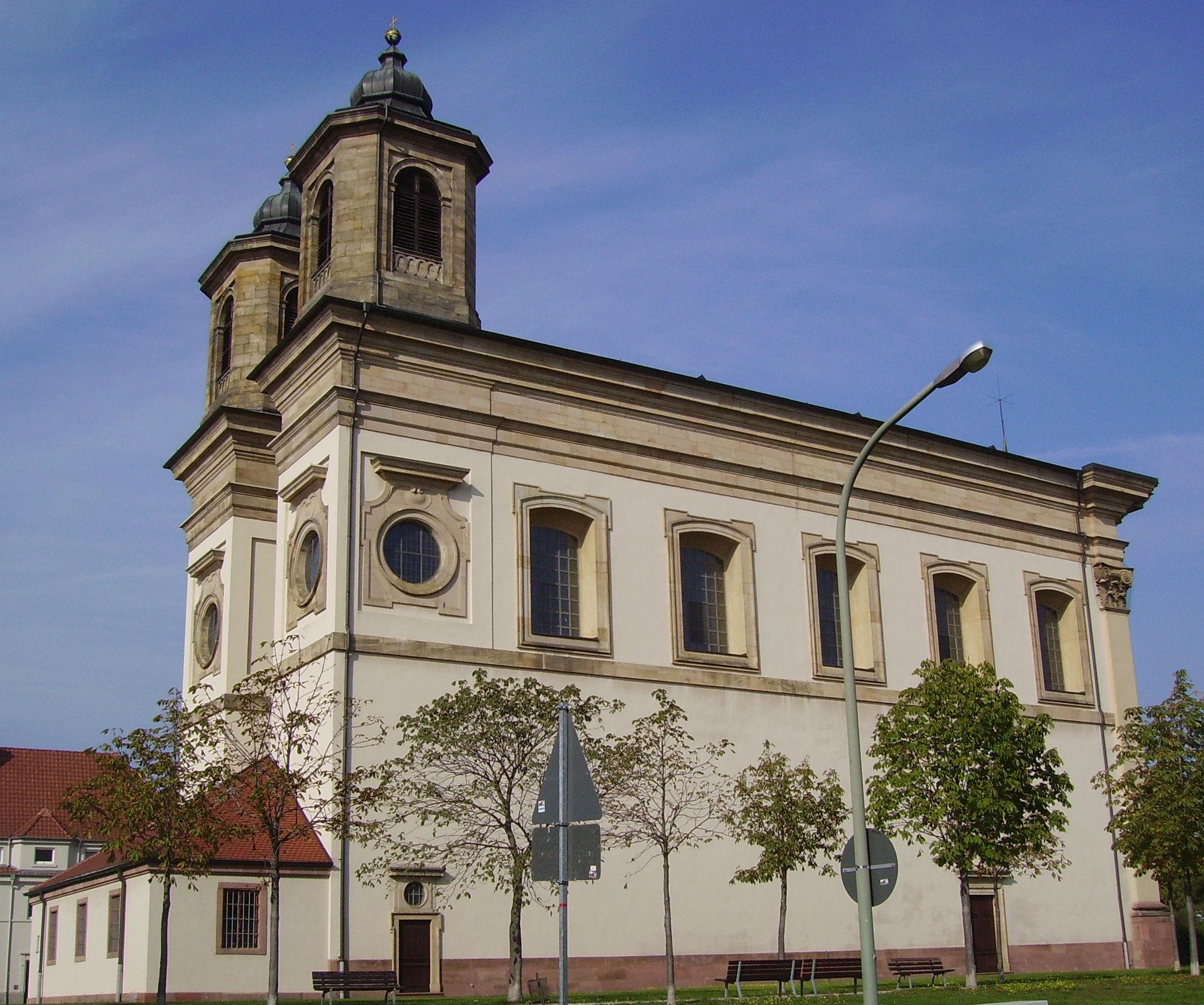 DateiLudwigshafenOggersheim Wallfahrtskirchejpg – Wikipedia