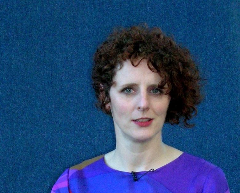 Portrait of Maggie O'Farrell